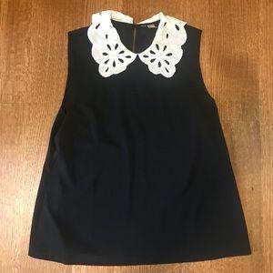 Forever 21 Black blouse